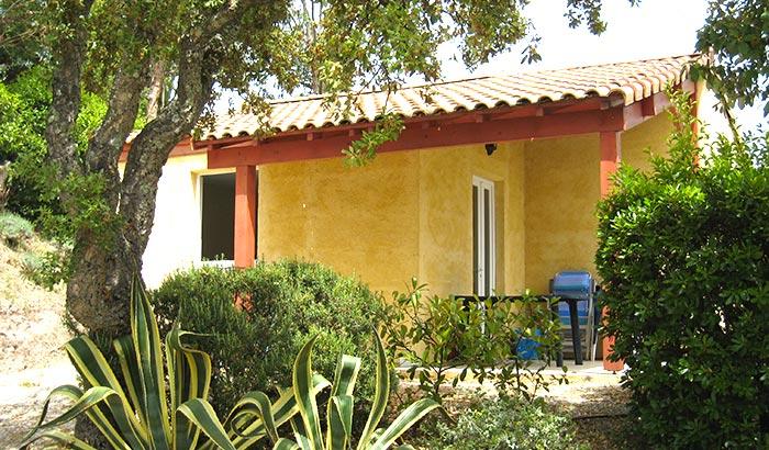 Mini-villa Bastidon