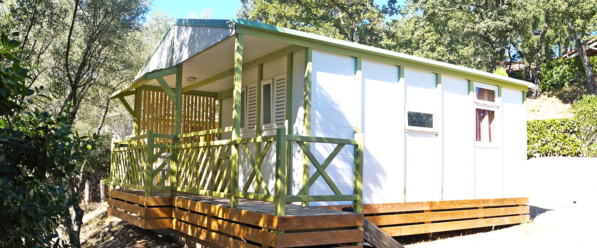 The chalet club5 - Camping les Philippons